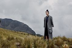 Annie Van Rickley by Izack Morales in Pilgrim for Factice Magazine #7 Winter 2015