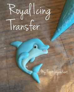 Royal icing transfer