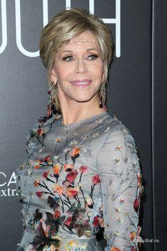 Стереть несколько лет с лица не так сложно --  возрастной макияж для женщин 45+ на примере звезд Голливуда