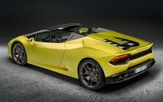 Lamborghini Huracan RWD Spyder Review