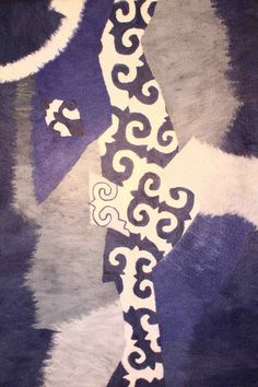 P03 Ala-Kiyiz Wool Throws, Central Asia, Merino Wool, Fabric, Tejido, Fabrics, Tejidos