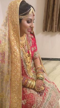 Bangalore Muslim bride