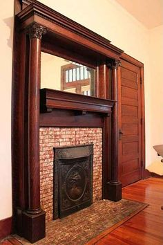 114 Best Victorian Fireplace Mantels Images Fireplace Mantels