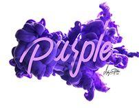 "Dailytype ""Hello purple"""