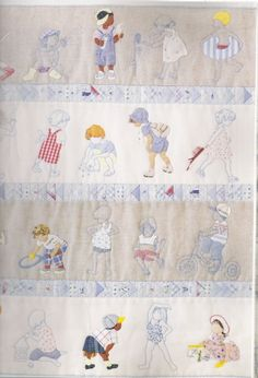 Japanese Book 'Story Quilt'