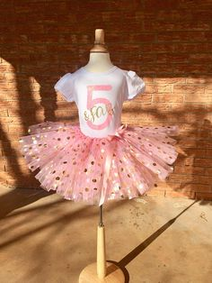 5 and fab, Fifth birthday outfit, birthday shirt, 5 year old girls birthday outfit, turning g Old Birthday Cards, 5th Birthday Party Ideas, Tutus For Girls, Shirts For Girls, Birthday Dresses, Birthday Shirts, Aaliyah Birthday, Fabulous Birthday, Happy Birthday