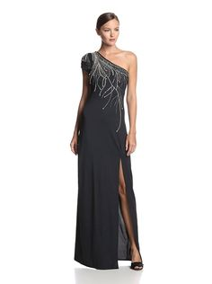 Spy Zone Exchange Women's One-Shoulder Gown with Beading, http://www.myhabit.com/redirect/ref=qd_sw_dp_pi_li?url=http%3A%2F%2Fwww.myhabit.com%2Fdp%2FB00LBBUJL2 $79