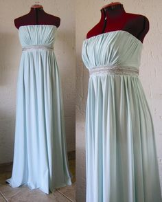 Sewing Pattern: Taryn Dress Size 4 to 20 by BooLeHeart on Etsy Bridal Dresses, Bridesmaid Dresses, Prom Dresses, Formal Dresses, Bridesmaids, Size 14 Dresses, Sewing Patterns, Strapless Dress, Elegant