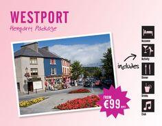 Westport Hen Party Package