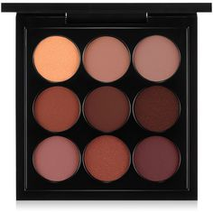 Mac Burgundy x 9 Eye Shadow Palette (100 BRL) ❤ liked on Polyvore featuring beauty products, makeup, eye makeup, eyeshadow, beauty, eye shadow, filler, burgundy times nine, palette eyeshadow and mac cosmetics
