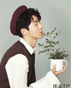 StyleKorea — Nam Joo Hyuk for Beauty+ April Jong Hyuk, Lee Jong Suk, Asian Actors, Korean Actors, Nam Joo Hyuk Wallpaper, Joon Hyung, Park Bogum, Bride Of The Water God, Kim Book