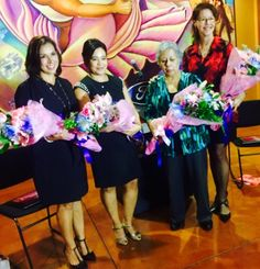 #FordTX Induction of the 2016 Mujeres Legendarias at the Latino Cultural Center 🎉