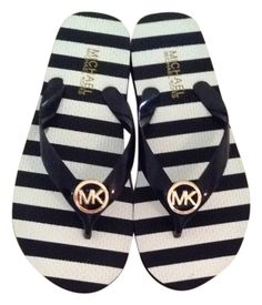 b6c59a7f643bf Buy michael kors flip flops womens navy   OFF51% Discounted