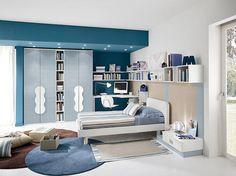 82 best ArredissimA Camerette images on Pinterest | Kid bedrooms ...