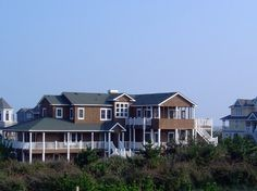Corolla, NC. My brother & sister-in-law got married on the beach. This is the amazing house we stayed in the week of the wedding. I would love to go back!