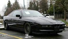 BMW 850 black