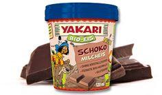 YAKARI Schoko Milcheis
