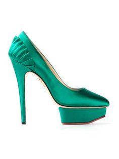 Chaussures à Talons 2015 - Escarpins de Luxe - Farfetch