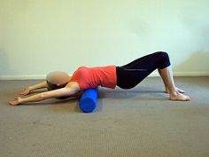 chariot pull, shoulder strengthening