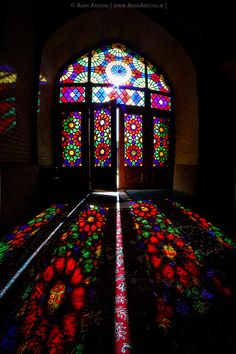 Mysterious Door in Shiraz, Iran,  Photo .:: Mysterious Door ::. by Amin Abedini on 500px
