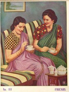Vintage India, Vintage Ads, Vintage Posters, Art Painting Gallery, Art Gallery, Indian Illustration, India Independence, Pop Art Wallpaper, Anime Muslim