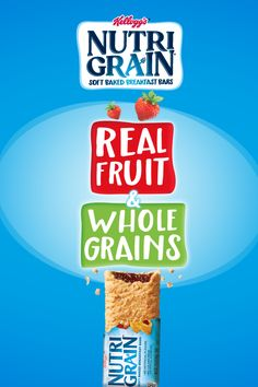 Made with real fruit and whole grains. Mornings have never been easier. Or tastier. Try a Nutri-Grain bar for a great morning! Whole30 Weight Loss, Fast Weight Loss Diet, Weight Loss Meals, Weight Loss Drinks, Weight Loss Smoothies, Losing Weight Tips, Easy Weight Loss, How To Lose Weight Fast, Eating For Weightloss