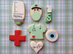 Anesthesiologist cookies