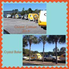 2014 T@B Coastal Caravan.  Crystal Baker