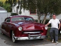 Burbank Choppers Car Club | Kiwi Hot Rodding: Keith Weesner to visit NZ