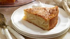 """Lisa Glass: """"When my mother passed away, a close family friend made us two fantastic cakes. This apple cake is one of them! Both my father and my boyfriend couldn't stop raving about this one and said they could eat this"""