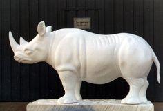 Corporeo de Rinoceronte realización: Troppo Vero SL