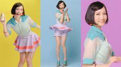 Nocchi ♥ love her skirt/short!!!