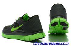 timeless design 8a7da b2e82 Vendre Pas Cher Chaussures Nike Free Run 3 Homme H0001 En Ligne Dans  Chaussuressalle.com