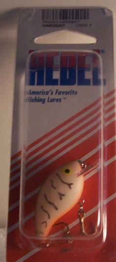 Rebel Shallow  Crankbait Panfish Size  Brown Craw Color Fishing Lure #Rebel