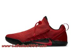 f92bef212bcd Nike Kobe AD NXT 882049 600 Chaussures de BasketBall Pas Cher Pour Homme  Rouge Noir
