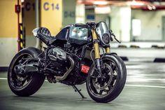 BMW R nine T custom by Onehandmade. - Bike EXIF