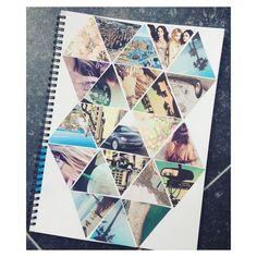 #DIY journal cover