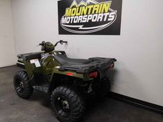 New 2017 Polaris Sportsman 450 H.O. Sage Green ATVs For Sale in Tennessee.