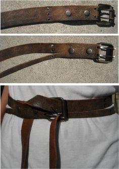 belt diy :)