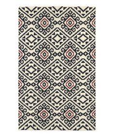 Love this Tribal Kaleidescope Wool Rug $29-429