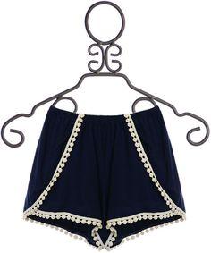 Tru Luv Mermaid Cove Tween Shorts (8101214)