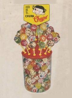 Publicidad  Chupa Chups años 60/70