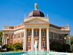The University of Southern Mississippi (Southern Miss) - Hattiesburg, Mississippi. My alma mater - Class of 2001.