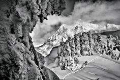 Photo: Grant Gunderson |  Mt. Bakers Shuksan Arm
