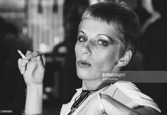 Angie Bowie enters the Celebrity Big Brother House at Elstree Studios on January 2016 in Borehamwood, England. Angie Bowie, David Bowie, Big Brother House, Celebrity Big Brother, Life On Mars, Great Photos, Actresses, Stock Photos, Twiggy
