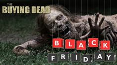 'The Walking Dead' Intro Recreated Using Horrifying Scenes of Black Friday Shoppers