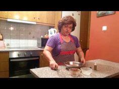 Μερέντα με Στέβια από την Μαρία Κούρτη - YouTube Diet Recipes, Recipies, Cooking, Skinny, Youtube, Style, Recipes, Kitchen, Swag