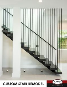 Modern systems are characterized by their completely unique components. Examples include floating staircases, modular kits, cable railing, glass systems and more.  Visit our site to see more: http://ironwoodusa.com/  Houston: 281-209-0000 DFW: 817-701-2006 Austin: 512-973-8373  #StairRemodel #InteriorDesign #Stairs #StairParts #Staircase  #CustomStair