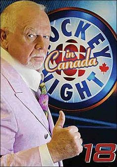Don Cherry. Don Cherry, Maple Leafs Hockey, Canada Hockey, Hockey Baby, Toronto Maple Leafs, My Buddy, Good People, Nhl, Coaching