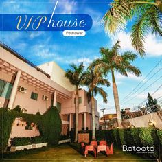 The Vip house Peshawer provides a remarkable lodging facility with high standard rooms, dining facilities, and even a jacuzzi. Reserve your rooms on Batoota now. Pakistan Hotels, Jacuzzi, Lodges, Vip, Traveling By Yourself, Mansions, Detail, House Styles, Book